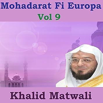 Mohadarat Fi Europa Vol 9 (Quran)