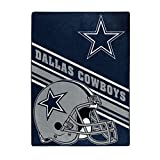 NFL Dallas Cowboys 'Slant' Raschel Throw Blanket, 60' x 80'