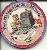 $5 tropicana 11th annual convention preserving gaming las vegas casino chip