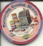 $5 tropicana 11th annual convention preserving gaming las vegas casino chip
