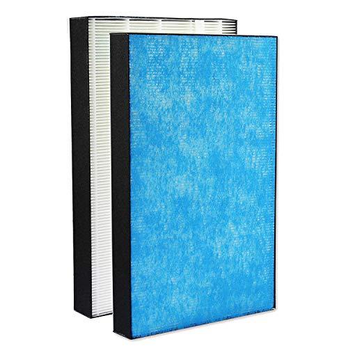 空気清浄機 交換用集塵フィルター 対応品番:KAFP044A4 集じんフィルター HEPAフィルター 互換品 汎用型 (1枚入)