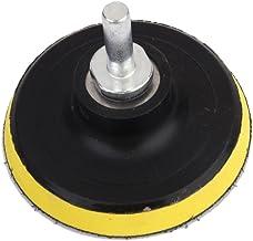 B Baosity 3 inch klittenbandsluiting, strik/polijstpad met haak en lus, polijstschijf, schuurschijf voor boormachine