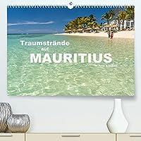 Traumstraende auf Mauritius (Premium, hochwertiger DIN A2 Wandkalender 2022, Kunstdruck in Hochglanz): 12 Traumstraende im Inselparadies Mauritius (Monatskalender, 14 Seiten )