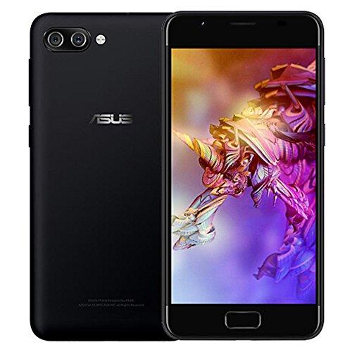 ASUS ZenFone 4 Max Pegasus 4A ZB500TL 5.0-Inch 4100mAh 3GB RAM 32GB storage Unlocked 4G LTE Android 7.0 Dual Raal Cameras Smartphone-Black