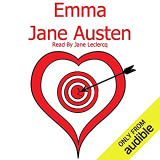 Emma                   By:                                                                                                                                 Jane Austen                               Narrated by:                                                                                                                                 Jane Leclercq                      Length: 15 hrs and 49 mins     234 ratings     Overall 3.3