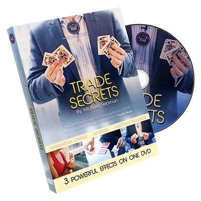 Blue Crown Trade Secrets by Micheal Feldman - Tick