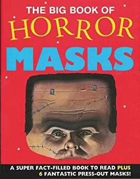 The Big Book Of Horror Masks 1901323145 Book Cover