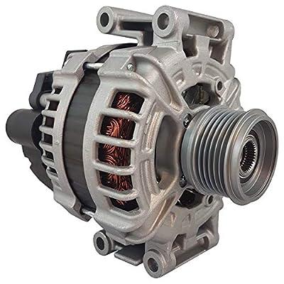 New Alternator Replacement For L4 2.0L 13-14 Audi A4, A4 Quattro, A5, A5 Quattro 06H-903-017J 06H-903-017JX 06H-903-017T 06H-903-017TX 0125711044 0125711051 0125711090 0986083150