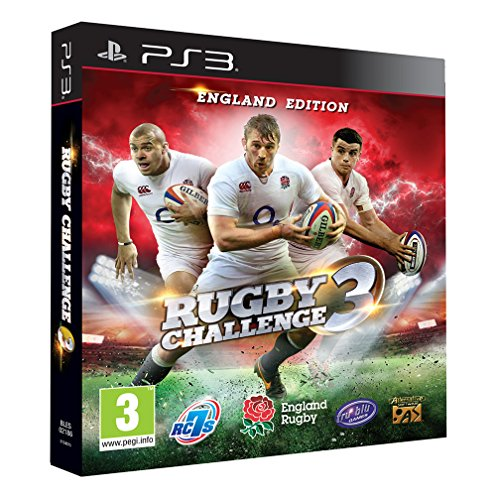 Rugby Challenge 3 (PS3) (New)