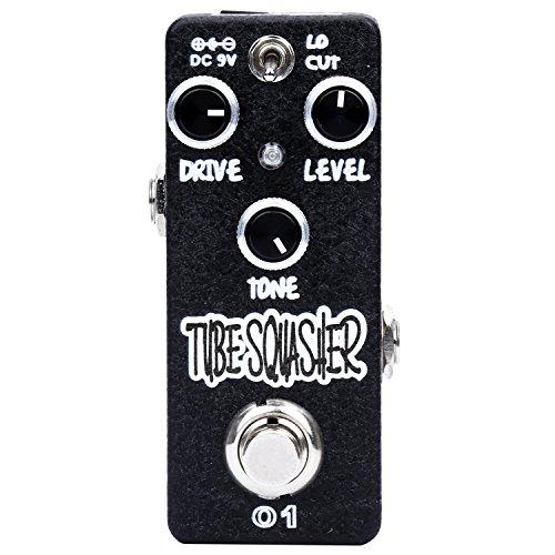 Xvive O1 Tube Squasher Thomas Blug · Pedal guitarra eléctrica