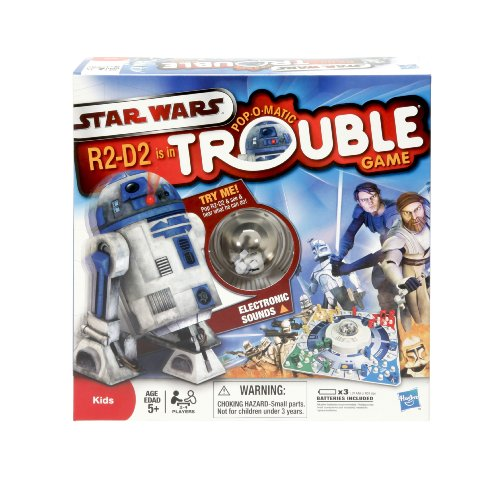 Star Wars – Pop-O-Matic Trouble...