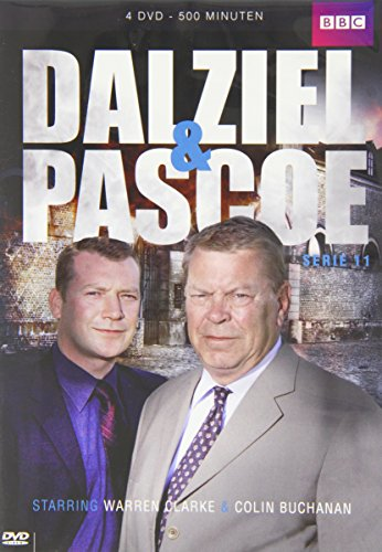 Dalziel And Pascoe - Series 11
