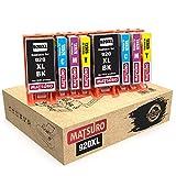 Matsuro Originale | Compatible Cartouches d'encre Remplacement pour HP 920XL 920 XL (2 Sets)