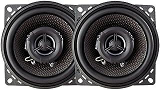 AMPIRE Koaxial Lautsprecher ohne Grill, 10cm