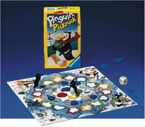 Ravensburger - Pinguin Picknick