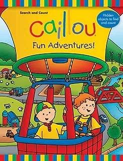 Best caillou puzzles online Reviews