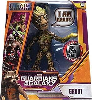 Groot 6 Inches Metal Die Cast
