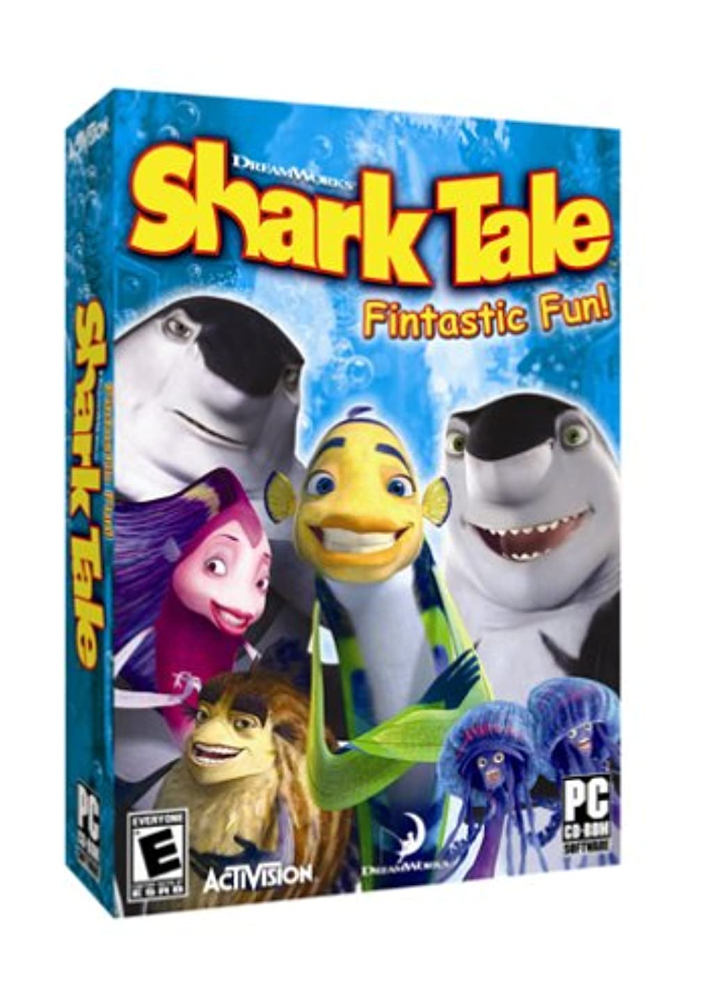 SHARK TALE ACTIVITY CENTER