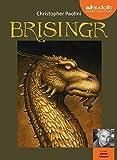 Eragon 3 - Brisingr - Livre audio 3 CD MP3 - Livret 4 pages - Audiolib - 27/11/2019
