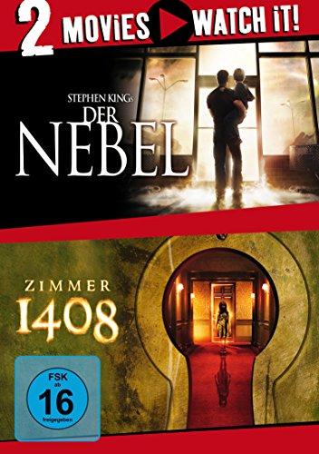 Der Nebel / Zimmer 1408 [Alemania] [DVD]
