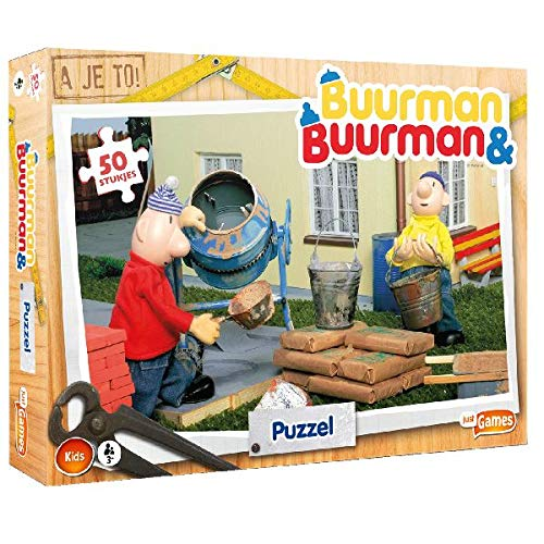 Buurman & Buurman 1 20020 Buurman puzzel Geel