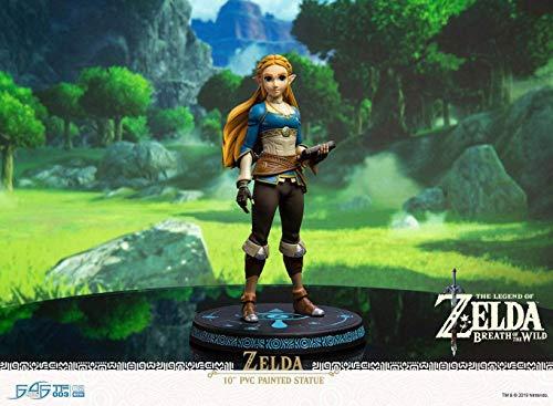 First 4 Figures- Zelda Figura Coleccionable (BOTWZS)