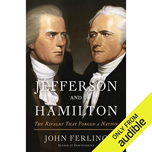 Jefferson and Hamilton cover art