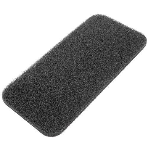 1 filtro para secadora Hoover® Hoover ® con bomba de calor, filtro de espuma, filtro de esponja, tamaño 270 x 125 x 7 mm (sustituye 40006731) (1 filtro).