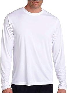 Hanes Cool DRI Performance Men's Long-Sleeve T-Shirt