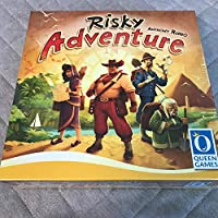 ボードゲーム リスキーアドベンチャー Risky Adventure