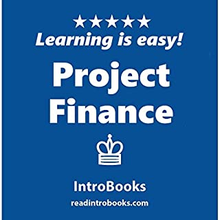 Project Finance audiobook cover art