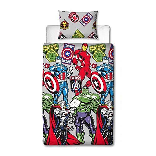 Marvel Avengers Funda de edredón...