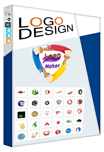 LOGO GRAPHICS CREATOR MAKER DESIGNER PRINT SOFTWARE CD DISC DISK
