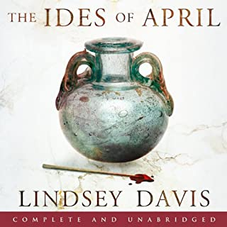 The Ides of April     Falco: The New Generation (Flavia Albia, Book 1)              By:                                                                                                                                 Lindsey Davis                               Narrated by:                                                                                                                                 Lucy Brown                      Length: 11 hrs and 1 min     299 ratings     Overall 4.1