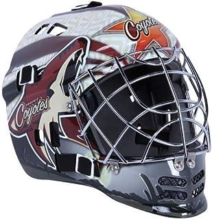 Franklin Sports Phoenix Coyotes Street Hockey Team Goalie Face Mask