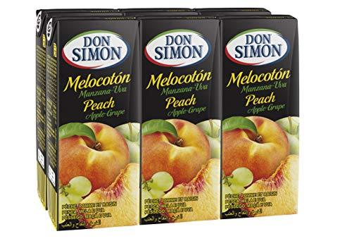 Don Simon Zumo de Melocotón Uva, 6 x 200ml