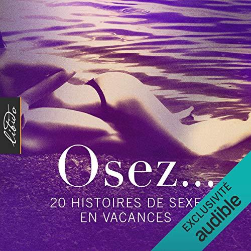 Couverture de Osez… 20 histoires de sexe en vacances