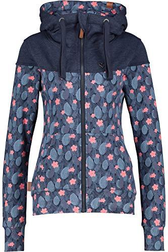 Alife and Kickin Damen PalinaAK Sweatshirt, Marine, M