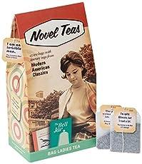 Image of Novel Teas   Modern. Brand catalog list of Bag Ladies Tea.