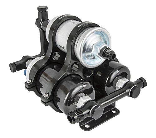 motamec Twin Sytec 979Bomba de inyección de combustible filtro de cartucho de montaje unidad colector Kit