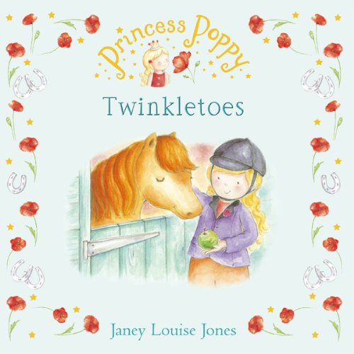 Twinkletoes audiobook cover art