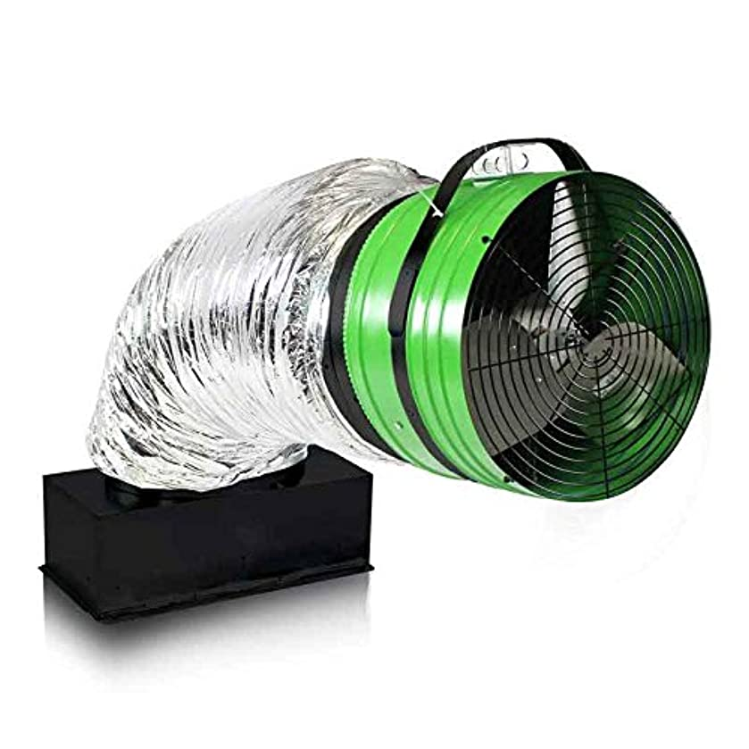 QuietCool QC ES-5400 Energy Saver Fan Classic Line Model