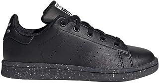 Adidas cod.EE7586 Stan Smith C col.CBLACKCBLACKFTWWHT in Pelle