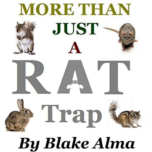 More than Just a Rat Trap audiobook cover art