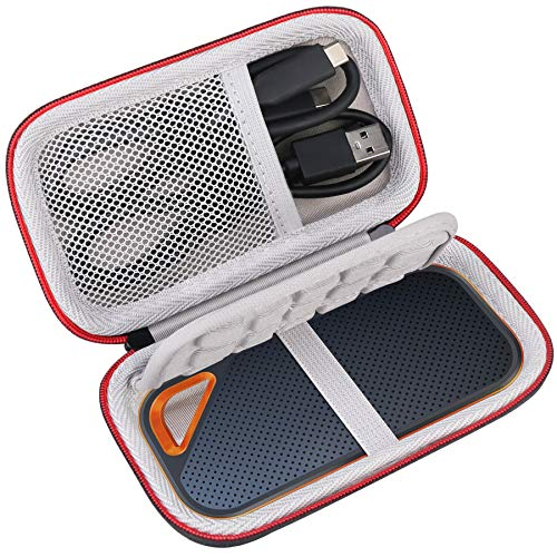 Lacdo Hard Carrying Case for SanDisk Extreme PRO...
