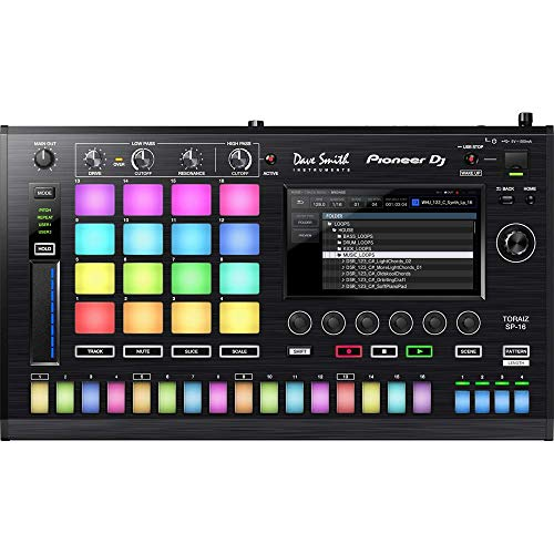 Best Deals! TORAIZ SP-16 - Professional Sampler by Pioneer DJ + FREE The DJ Hookup T-shirt