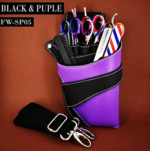 Cinturón de herramientas para tijeras de peluquería, soporte para tijeras/cinturón