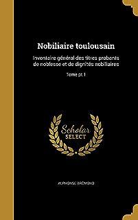FRE-NOBILIAIRE TOULOUSAIN