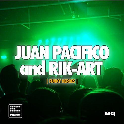 Juan Pacifico & Rik-Art