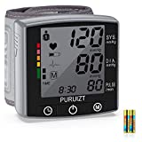 Best cuff blood pressure - Wrist Blood Pressure Monitor, Puruizt Accurate Automatic Digital Review